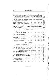 Li darbouso: sounet flourentin