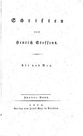 Schriften von Henrich Steffens: Alt und Neu, Band 2