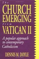 The Church Emerging from Vatican II PDF