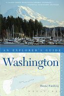 Explorer's Guide Washington (Second Edition)