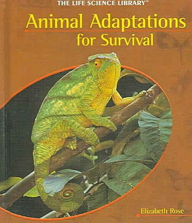 Animal Adaptions for Survival PDF