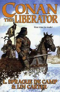 Conan The Liberator Book