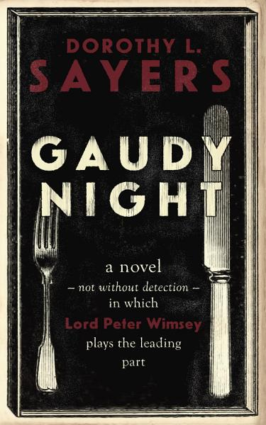 Download Gaudy Night Book