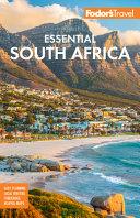 Fodor s Essential South Africa PDF