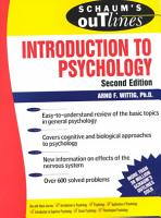 Schaum s Outline of Introduction to Psychology PDF