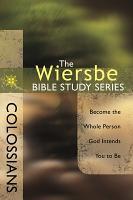 Colossians PDF