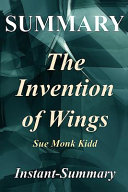 Summary   the Invention of Wings PDF