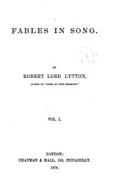 Fables in song