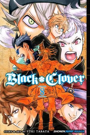 Black Clover  Vol  8