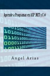 Aprende a Programar ASP.NET Y C#