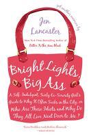 Bright Lights  Big Ass PDF