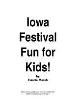 Iowa Festival Fun for Kids PDF
