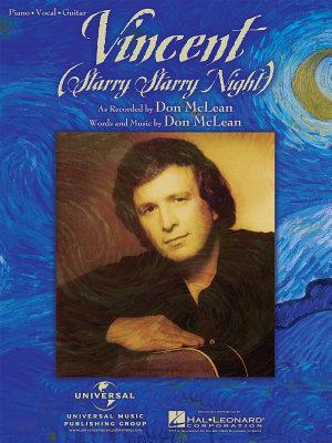 Vincent  Starry Starry Night  Sheet Music