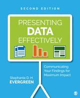Presenting Data Effectively PDF