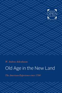 Old Age in the New Land PDF