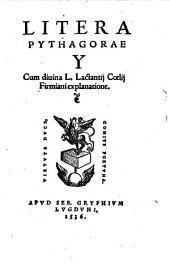 Litera Pythagorae