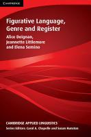 Figurative Language  Genre and Register PDF