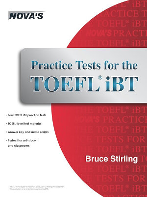 Practice Tests for the TOEFL iBT PDF