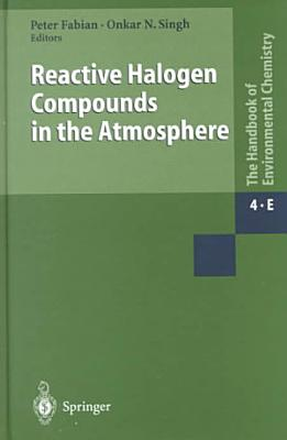 Reactive Halogen Compounds in the Atmosphere PDF