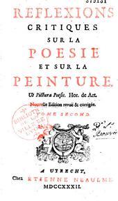 Réflexions critiques sur la poésie et sur la peinture