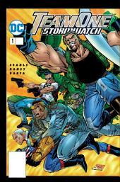 Team One: Stormwatch (1995-) #1
