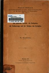 Die Kyklische Thebais, die Oedipodee, die Oedipussage und der Oedipus des Euripides