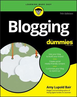 Blogging For Dummies PDF