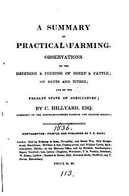A summary of practical farming
