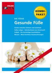 """Kombipaket """"Gesunde Füße und Beine"""": Zwei Ratgeber im Spar-Paket"""