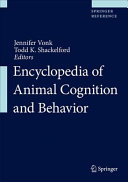 Encyclopedia of Animal Cognition and Behavior PDF