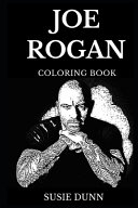 Joe Rogan Coloring Book