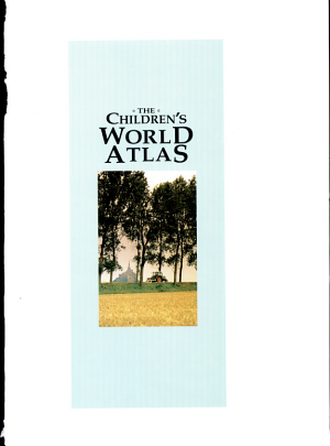 The Children s World Atlas PDF