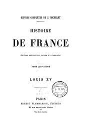 Histoire de France: Volume15