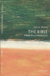 The Bible A Very Short Introduction Book PDF
