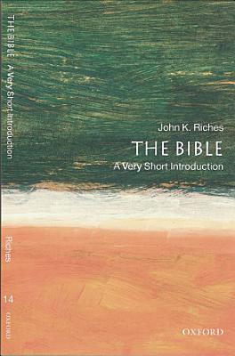 The Bible  A Very Short Introduction PDF