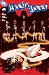 Wonder Woman (2006-) #40