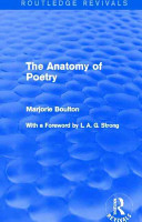 The Anatomy of Poetry