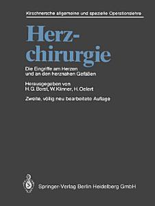 Herzchirurgie PDF