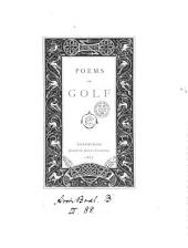 Poems on golf [by R. Clark].