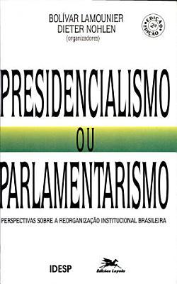 Presidencialismo ou parlamentarismo PDF