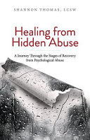 Healing from Hidden Abuse Book