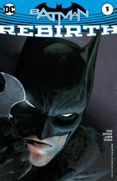 Batman: Rebirth (2016) #1