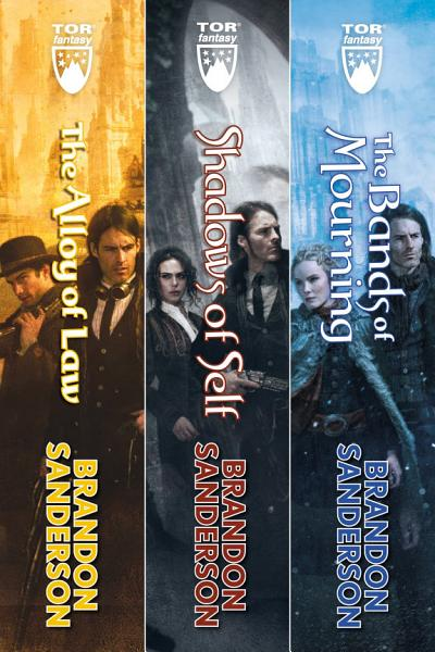 Mistborn: The Wax and Wayne Series