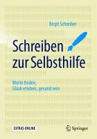 Schreiben zur Selbsthilfe PDF