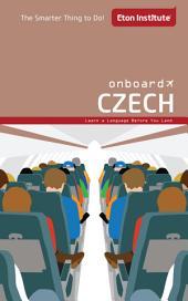 Onboard Czech Phrasebook