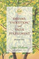 Dreams     Evolution     and Value Fulfillment  Volume One PDF