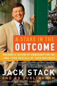 A Stake in the Outcome Book