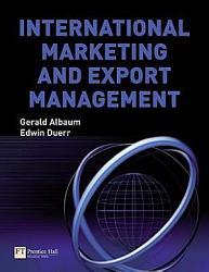 International Marketing and Export Management PDF