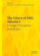 The Future of HRD, Volume II