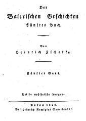 Der baierischen geschichten erstes[-sechstes buch in: Bände 5-6